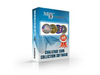 Challenge Coin Collection Software