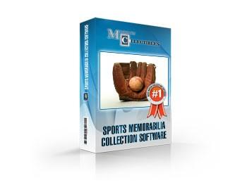 Sports Memorabilia Software