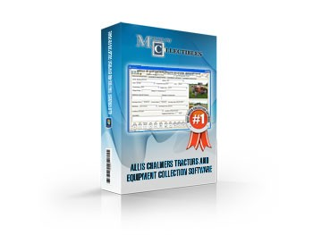 Allis Chalmers Tractors and Equipment Collection Software