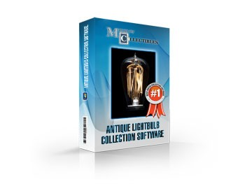 Antique Lightbulb Collection Software