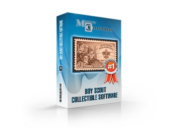Boy Scout Collectible Software