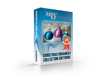 Christmas Ornament Collection Software