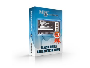 Classic Disney Collection Software