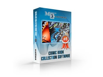 Comic Book Collection Software
