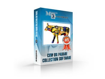 Cow on Parade Collection Software