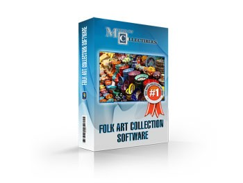 Folkart Collection Software