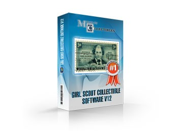 Girl Scout Collectible Software V12