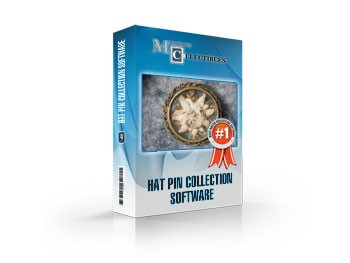 Hat Pin Collection Software