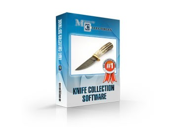 Knife Collection Software