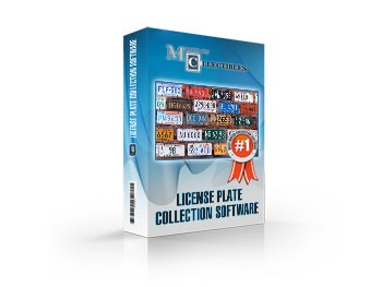 License Plate Collection Software