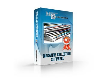 Magazine Collection Software
