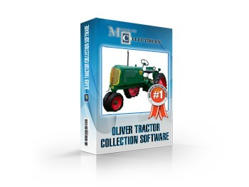 Oliver Tractor Collection Software