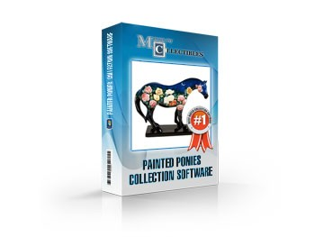 Painted Ponies Collection Software
