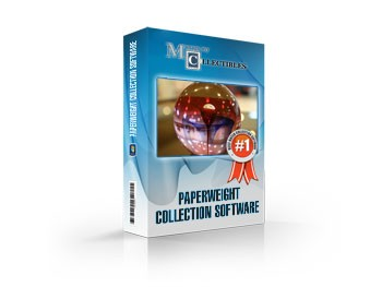 Paperweight Collection Software