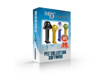 PEZ Collection Software