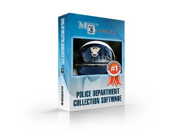 Police Department Collection Software