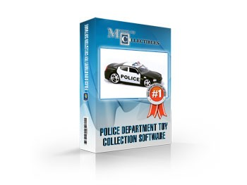 Police Department Toy Collection Software