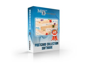 Postcard Collection Software