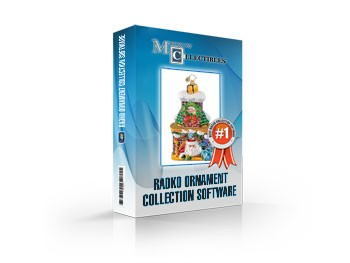 Radko Ornament Collection Software