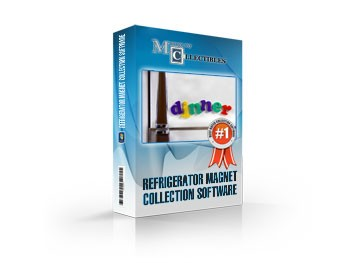 Refridgerator Magnet Collection Software