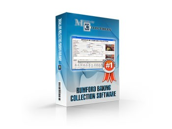 Rumford Baking Collection Software