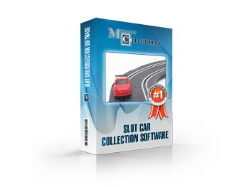 Slot Car Collection Software
