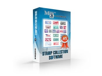 Stamp Collection Software