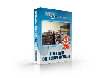 Video Game Collection Software