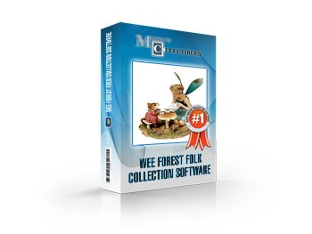 Wee Forest Folk Collection Software