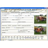 Allis Chalmers Tractors and Equipment1 Collection Software