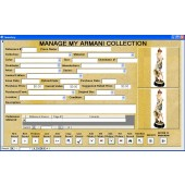 Armani Collection Software