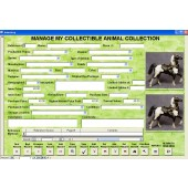 Animal Collection Software